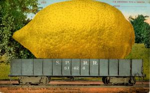 Exaggeration - I'm Sending You A Lemon from______