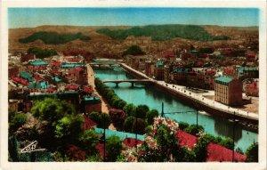 CPA ÉPINAL - La Moselle et les Ponts (455482)