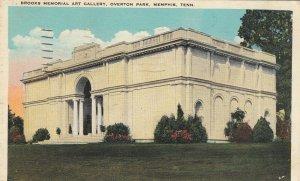 MEMPHIS , TN, 1930s ; Brooks Memorial Art Gallery
