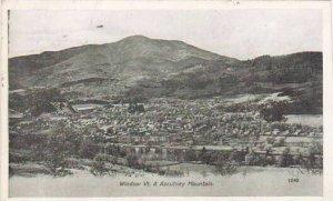 Vermont Windsor & Ascutney Mountain 1909
