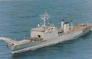 U S S San Bernardino LST-1189