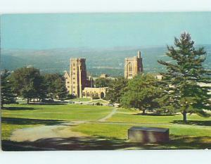 Pre-1980 MCFADDEN HALL AT CORNELL UNIVERSITY Ithaca New York NY L7752