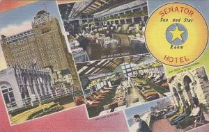 New Jersey Atlantic City Senator Sun And Star Room Hotel
