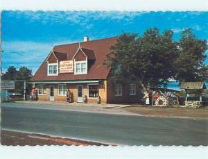 Unused Pre-1980 TOWN VIEW SCENE IN SAINT-JEAN-PORT-JOLI Quebec City QC p8676