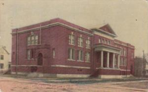 Indiana Portland Church Of Christ 1936
