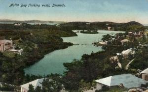 bermuda, Mullet Bay Looking West (1910s)