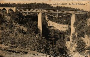 CPA Environs de PONTARLIER - Le Pont de Vallorbes (299851)