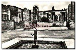 Postcard Modern Pompei Casa del Fauno
