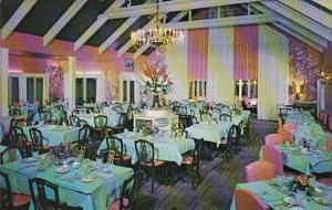 Massachusetts Cape Cod Falmouth Coonamassett Inn Dining Room