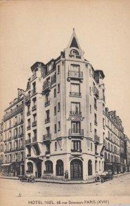 PARIS , France , 00-10s ; HOTEL NIEL