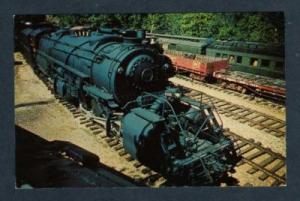 MO Norfolk & Western Railroad Train ST LOUIS MISSOURI