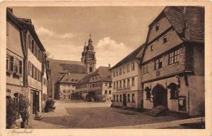 Amorbach, Marketplatz