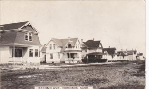 RP: Second Avenue , NOKOMIS , Saskatchewan , Canada , PU-1915