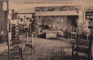 New Jersey Morristown The Kitchen Washingtons Headquarters