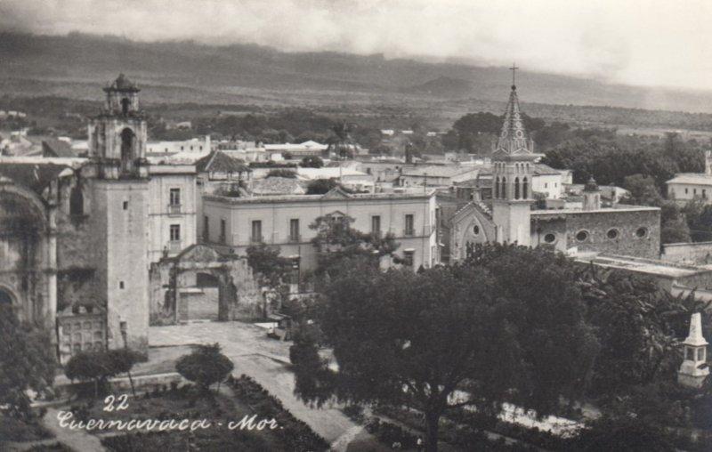 RP: CUERNAVACA-Mor. , Mexico, 1920-30s