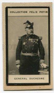 274156 French General DUCHESNE w/ Awards Vintage PHOTO