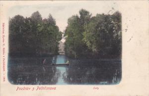 Pozdrav z Pelhrimova, Czech Repiblic, PU-1901