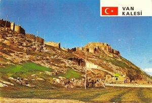 B108687 Turkey Van Kalesi Van Her Hakki Hamfuzdur Panorama