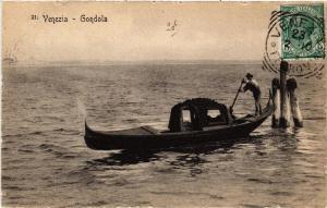 CPA Venezia Gondola. ITALY (524998)