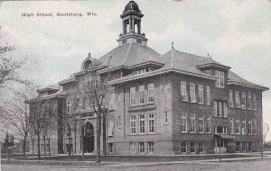 Wisconsin Reedsburg High School