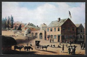 Massachusetts, New Bedford - Whaling Museum - [MA-128]