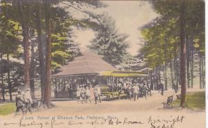 FITCHBURG, Massachusetts, 1901-07; Arrival at Whalom Park