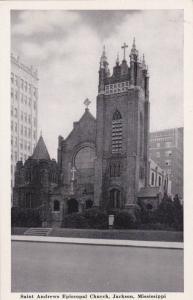 Saint Andrews Episcopal Church, Jackson, Mississippi, 10-20s