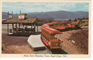 Silver Rock Miniature Train, ROYAL GORGE , Colorado, 50-60s