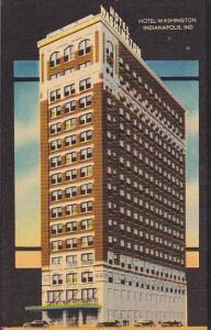 Indiana Indianapolis Hotel Washington