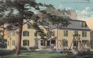 CONCORD , New Hampshire, PU-1910 ; Rolfe and Rumford Asylum