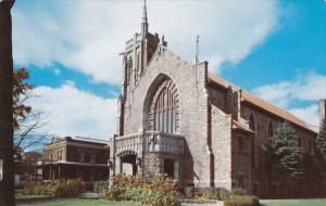 St. Julien Church, LACHUTE, Quebec, Canada, 40-60´s