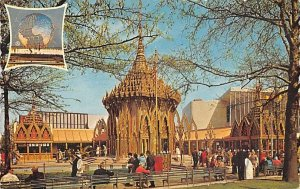 Thailand Pavilion Japan Unused