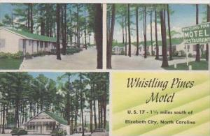 North Carolina Elizabeth City Whistling Pine Motel