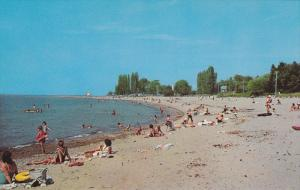 Beach, Lake Huron , SOUTHAMPTON , Ontario , Canada , 50-60s
