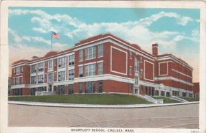 Shurtleff School Chelsea Massachusetts 1940 Curteich