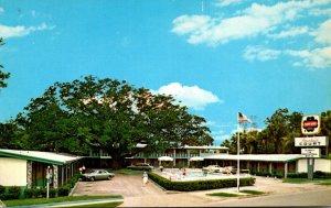 Florida St Augustine Fountain Court