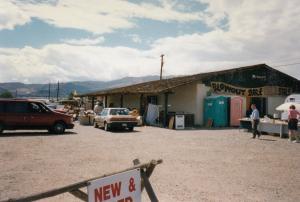 DAYTON , Nevada , 80-90s ; Flea Market