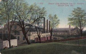 Wisconsin Beaver Dam Malleable Iron Company Foundry 1916 sk4251