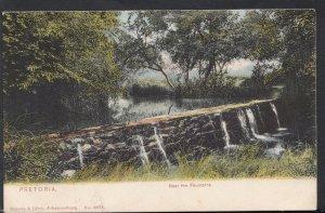 South Africa Postcard - Pretoria - Near The Fountains   RT2058
