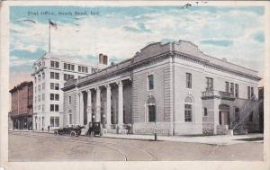 Indiana South Bend Post Office 1925