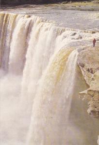 NORTHWEST TERRITORIES, Canada; Alexandra Falls, 50-70s