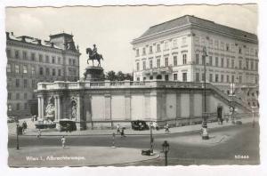 RP  Wien I., Albrechstrampe, Austria 1940-50s