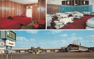 Motel Admiral, St- Romuald,  Quebec, Canada, 40-60s