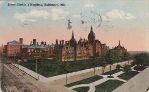 John Hopkin´s Hospital, Baltimore, Maryland, PU-1914