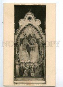 245764 Rembrandt MADONNA Virgin Coronation JESUS Vintage PC