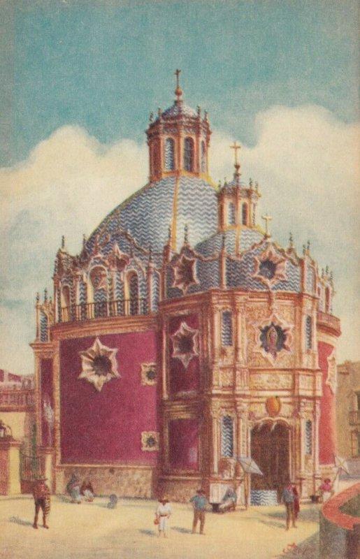 MEXICO CITY,  Mexico, 00-10s; El Pocito