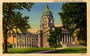 KS - Topeka. Capitol
