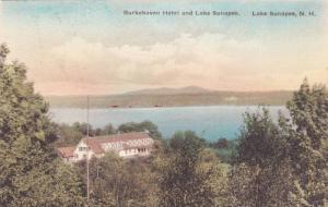 Burkehaven Hotel and Lake Sunapee,Lake Sunapee,New Hampshire,00-10s