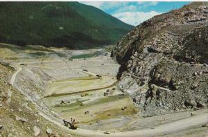 Mica Dam, REVELSTOKE, British Columbia, Canada, 40-60´
