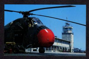 CA Helicopter EL TORO Airport Air Base CALIF CALIFORNIA